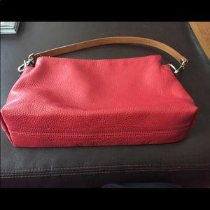 Valentina all leather handbag